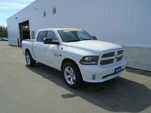 2014 Ram 1500 Sport 4x4 (2 Sets of Tires)