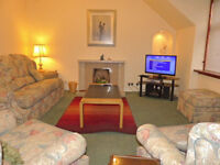 BUCKSBURN ABERDEEN ACCOMMODATION SELF CATERING SLEEPS 4 from£399pw AIRPORT DYCE AECC AWPR