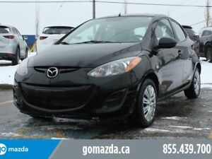 2012 Mazda Mazda2 GX A/C POWER OPTIONS ACCIDENT FREE