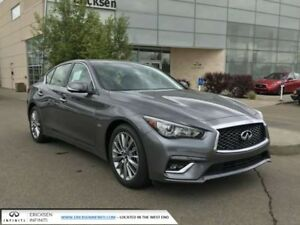 2018 Infiniti Q50 EXECUTIVE DEMO/PRO ACTIVE PKG