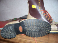 Safety boots size 7 mens (size 9 womens)