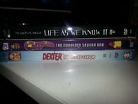 TV shows: Dexter - 2, Cleaveland Show - 1, Life as We Know it
