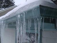 REDUCE ICE ON YOUR HOME WITH INSULATION