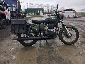 2015 ROYAL ENFIELD CLASSIC MILITARY