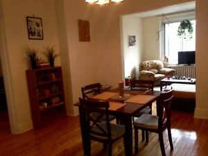 Spacious, Bright, 5 1/2 For Rent In Monkland Village