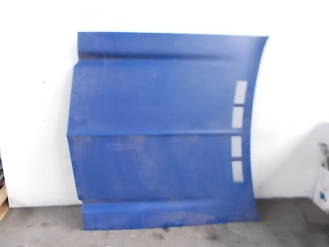 Original Chevrolet El Camino Motorhaube Motor Haube blau