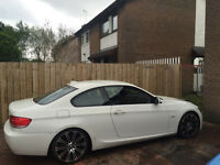 BMW 320 M SPORT HIGHLINE 59 PLATE