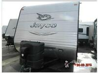 New 2015 Jayco Jay Flight 23RB Travel Trailers