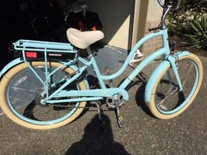 Electric Townie women's Bicycle
