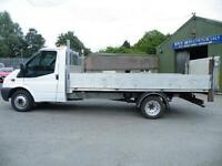 2014 Ford Transit 2.2TDCi 350 14 ft tail lift dropside