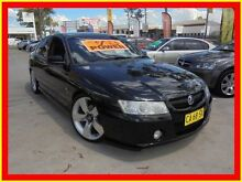 2002 Holden Commodore VY SV8 Black 4 Speed Automatic Sedan North Parramatta Parramatta Area Preview