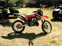 2011 KTM  SX Bought new in 2013 Price Reduced Must sell!