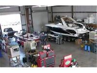Marine Repair $105 Shop rate for the Summer Months