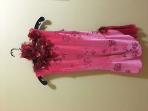 size xl in kids skating dress worn once-paid $129.99 selling $45