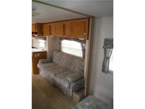 2003 Jayco Kiwi Too 26S Ultra Lite Travel Trailer with Slideout Stratford Kitchener Area image 8