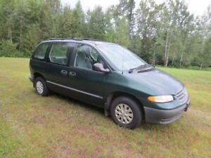 1997 Plymouth Voyager Van For Sale