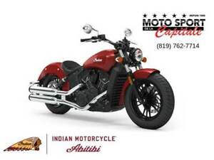 2019 Indian Motorcycles Scout Sixty