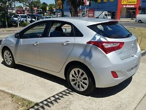 2015 Hyundai i30 GD3 Series 2 Active Silver 6 Speed Automatic Hatchback Five Dock Canada Bay Area Preview