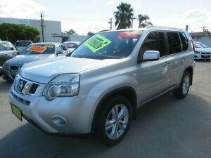 2010 Nissan X-Trail T31 MY 10 ST-L (4x4) Low Kms !! 6 Speed CVT Auto Sequential Wagon Granville Parramatta Area Preview