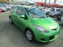 2008 Mazda 2 DE Neo Green 4 Speed Automatic Hatchback Coopers Plains Brisbane South West Preview