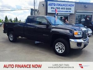 2015 GMC Sierra 2500HD TEXT EXPRESS APPROVAL TO 780-708-21071