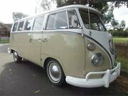 1966 Volkswagen Kombi Split window bus 1966 Microbus 9 seater Parchment Manual microbus Concord Canada Bay Area Preview