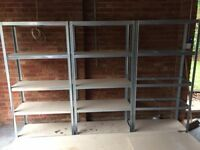 Racking shelving Avasco Strong 176x90x40