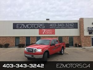 2008 Ford F-150 XLT=4x4=ACCIDENT FREE=LIKE NEW!