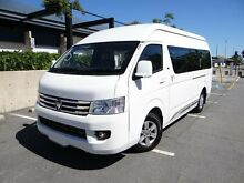 2015 Foton View CS2 K1 MD2 Royal Saloon White 5 Speed Manual Bus Bungalow Cairns City Preview