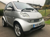 Smart Fortwo Passion, Auto, 2006, 700cc, 61HP, low Miles