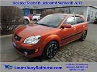 2009 Kia Rio Heated Seats! Bluetooth! Window Deflectos! A/C!