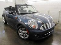 2011 MINI Cooper CONVERTIBLE CUIR MAGS AUTOMATIQUE 96,000KM