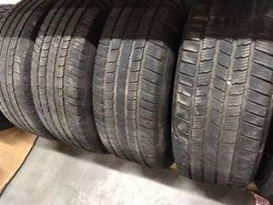 Pneus Michelin 275/65R18