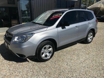 2014 Subaru Forester Silver Automatic Wagon Arundel Gold Coast City Preview