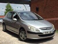 Peugeot 307 1.4 LX 5dr COMES WITH TWO KEYS