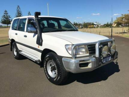 TOYOTA LANDCRUISER GXL TURBO DSL MANUAL WGN