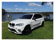 2011 BMW X5 E70 MY12 xDrive 30D Performance Edition White 8 Speed Auto Sequential Wagon Lansvale Liverpool Area Preview