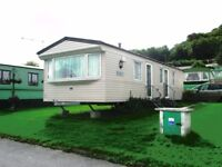 6 berth static caravan for sale sited in Aberystwyth Holiday Village
