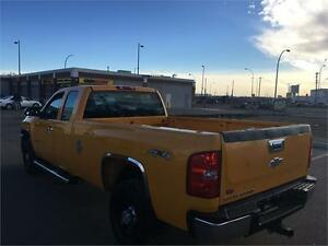 2007 Chevy Silverado 2500HD 4x4 = 187K = EXT CAB LONG BOX Edmonton Edmonton Area image 11
