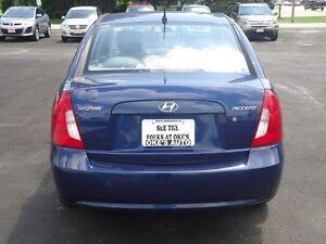 2010 Hyundai Accent GLS 4-Door Sarnia Sarnia Area image 6