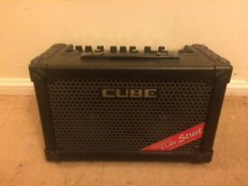 Roland Cube Street (StreetCube) Busking Amp