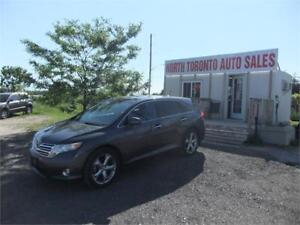 2010 Toyota Venza // LEATHER // TWO SUNROOFS //PWR. HATCH