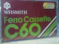 A2Z OF SCARCE / RARE CASSETTE TAPES. 7x WH SMITH. THEIR HEAD CLEANER CASSETTE TAPES ARE IN OTHER AD