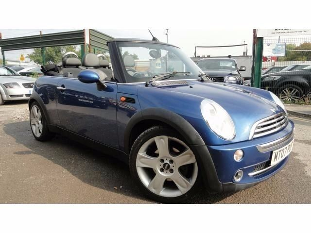 ***MINI CONVERTIBLE £149 A MONTH GOOD CREDIT BAD CREDIT NO CREDIT CAR FINANCE AVAILABLE***