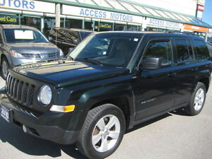 2013 Jeep Patriot, Auto, North Edition, Like New, Quick Sale