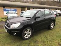 Toyota RAV-4 Xt5 VVT-I Estate PETROL MANUAL 2008/08