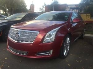 2013 Cadillac XTS Platinum AWD LOADED SUPER LOW KM FINANCE AVAIL