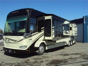 2011 THOR TUSCANY 42RQ PUSHER DIESEL CLASSE A