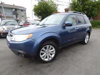 2011 SUBARU FORESTER 2.5X TOURING (MANUELLE, AWD, TOIT, MAGS!!!)