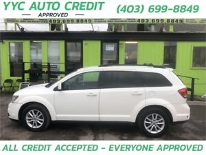2014 Dodge Journey SXT *$99 DOWN EVERYONE APPROVED*